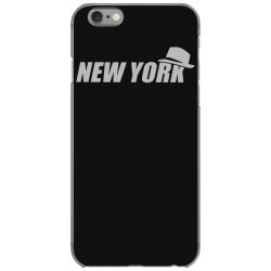 new york funny iPhone 6/6s Case | Artistshot