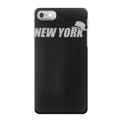 new york funny iPhone 7 Case | Artistshot