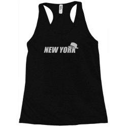 new york funny Racerback Tank | Artistshot