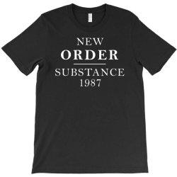 new order substance 1987 funny T-Shirt | Artistshot
