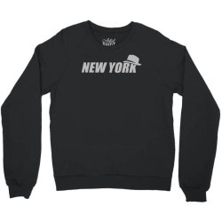 new york funny Crewneck Sweatshirt | Artistshot