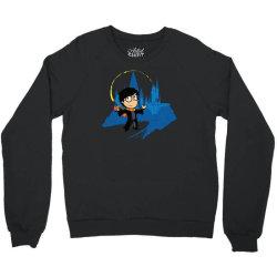 new wizard Crewneck Sweatshirt | Artistshot
