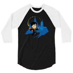 new wizard 3/4 Sleeve Shirt | Artistshot