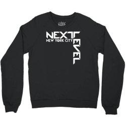 newyork city next evel funny Crewneck Sweatshirt | Artistshot