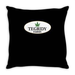 tegridy farms 2020 Throw Pillow | Artistshot