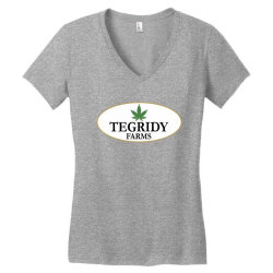 tegridy farms 2020 Women's V-Neck T-Shirt | Artistshot