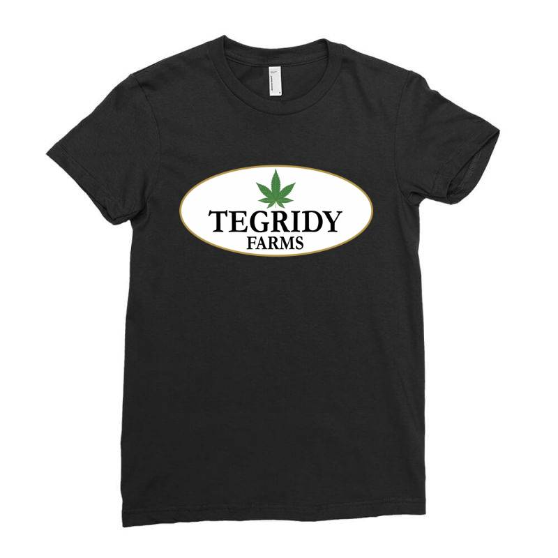 Tegridy Farms 2020 Ladies Fitted T-shirt | Artistshot