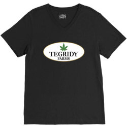 tegridy farms 2020 V-Neck Tee | Artistshot