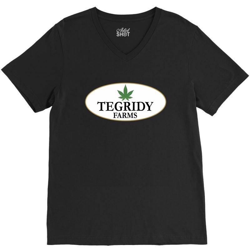 Tegridy Farms 2020 V-neck Tee | Artistshot