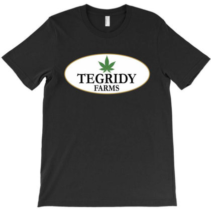 Tegridy Farms 2020 T-shirt Designed By Faical