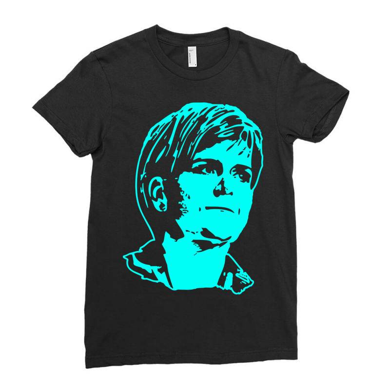 Nicola Sturgeon 1 Ladies Fitted T-shirt   Artistshot
