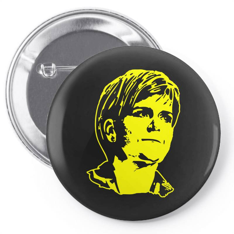 Nicola Sturgeon 3 Pin-back Button | Artistshot