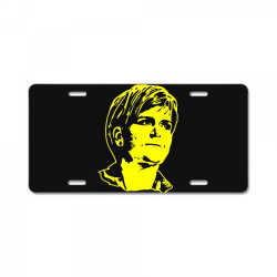 nicola sturgeon 3 License Plate | Artistshot