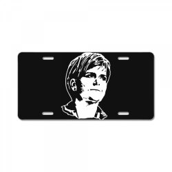 nicola sturgeon License Plate | Artistshot