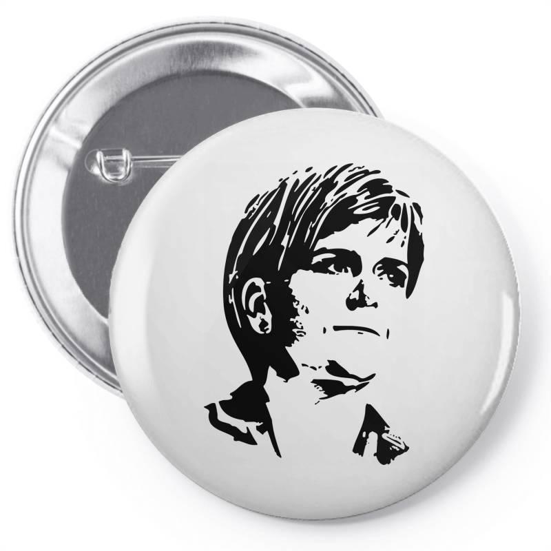 Nicola Sturgeon 4 Pin-back Button | Artistshot