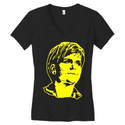 nicola sturgeon 3 Women's V-Neck T-Shirt | Artistshot