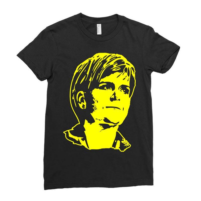 Nicola Sturgeon 3 Ladies Fitted T-shirt | Artistshot