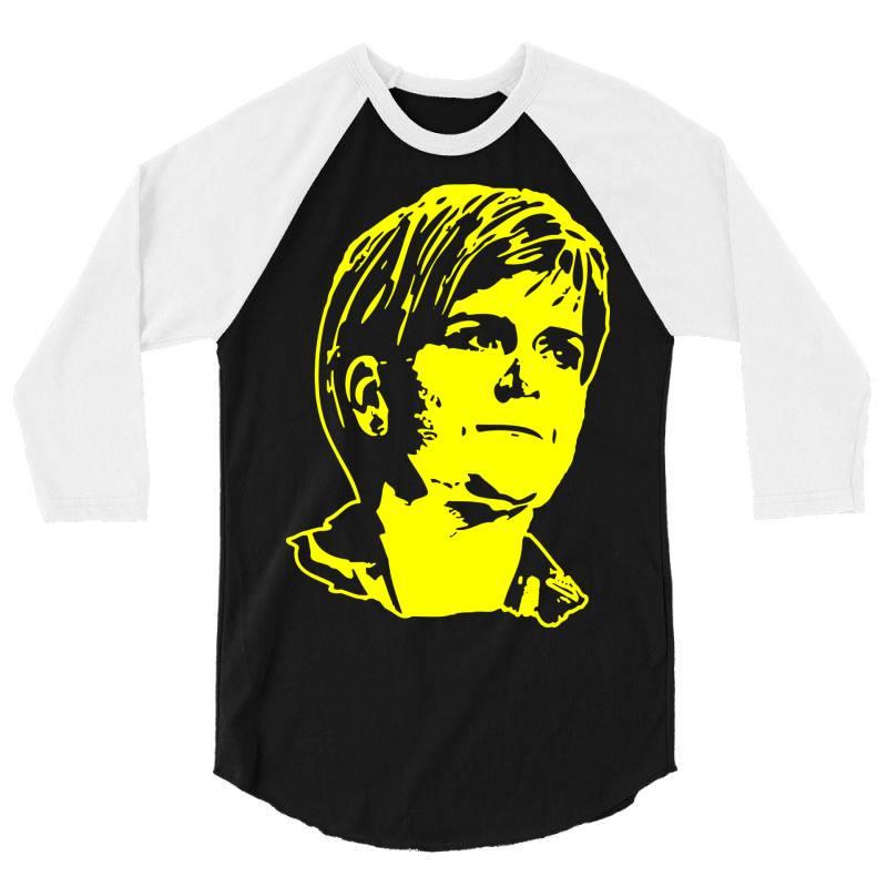 Nicola Sturgeon 3 3/4 Sleeve Shirt | Artistshot