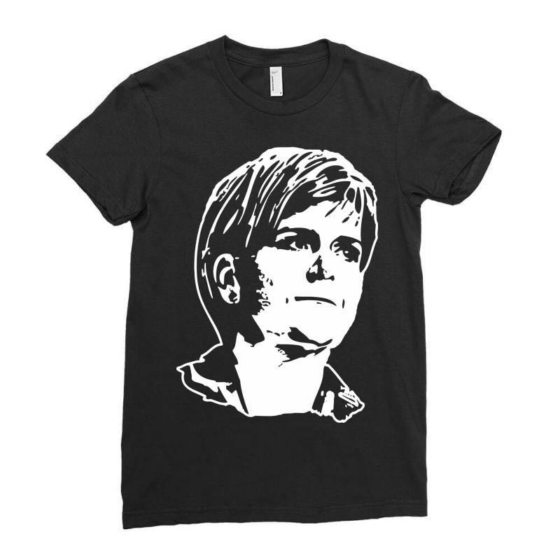 Nicola Sturgeon Ladies Fitted T-shirt | Artistshot