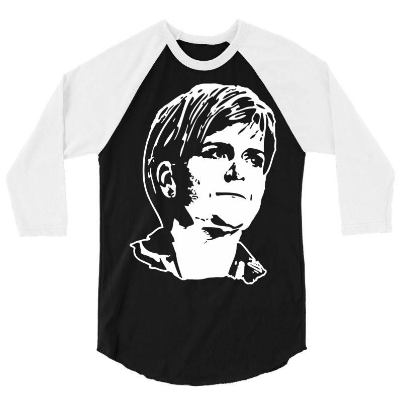 Nicola Sturgeon 3/4 Sleeve Shirt | Artistshot