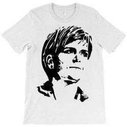 nicola sturgeon 4 T-Shirt | Artistshot