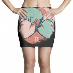 gemini horoscope Mini Skirts   Artistshot