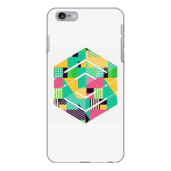 geometric abstract iPhone 6 Plus/6s Plus Case | Artistshot