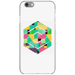 geometric abstract iPhone 6/6s Case | Artistshot