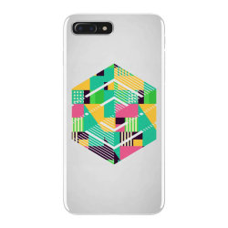 geometric abstract iPhone 7 Plus Case | Artistshot