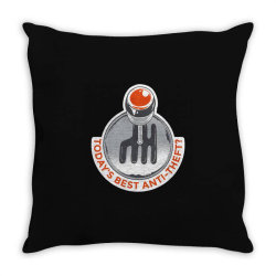 gearbox lettering Throw Pillow | Artistshot