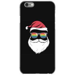 gay santa glasses iPhone 6/6s Case | Artistshot