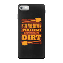 gardening iPhone 7 Case | Artistshot