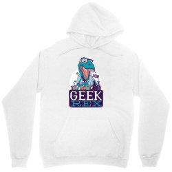 geek rex Unisex Hoodie | Artistshot