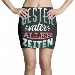 german best father Mini Skirts | Artistshot