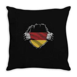 german flag Throw Pillow   Artistshot