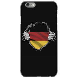 german flag iPhone 6/6s Case   Artistshot