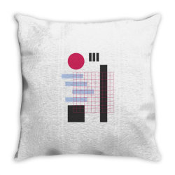 geometric mesh Throw Pillow | Artistshot