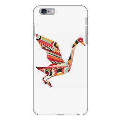 geometric shapes bird iPhone 6 Plus/6s Plus Case   Artistshot