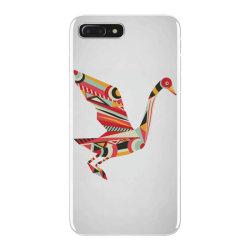 geometric shapes bird iPhone 7 Plus Case   Artistshot