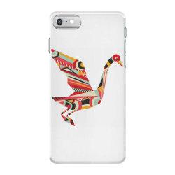 geometric shapes bird iPhone 7 Case   Artistshot