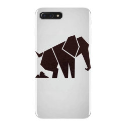 geometric elephant iPhone 7 Plus Case | Artistshot