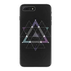 geometric space iPhone 7 Plus Case | Artistshot