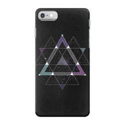 geometric space iPhone 7 Case | Artistshot