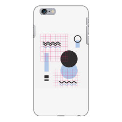 geometric shapes iPhone 6 Plus/6s Plus Case | Artistshot