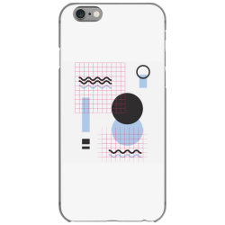 geometric shapes iPhone 6/6s Case | Artistshot