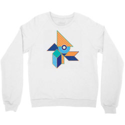 geometrical Crewneck Sweatshirt | Artistshot