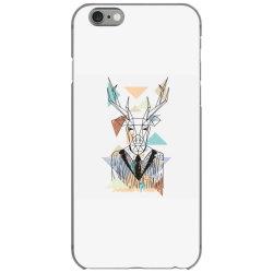 geometric deer iPhone 6/6s Case | Artistshot