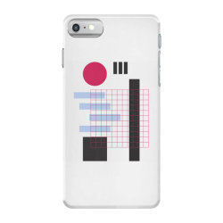geometric mesh iPhone 7 Case | Artistshot