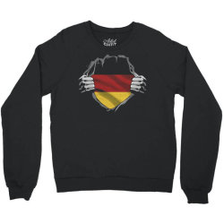 german flag Crewneck Sweatshirt | Artistshot