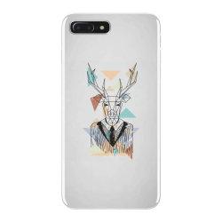 geometric deer iPhone 7 Plus Case | Artistshot